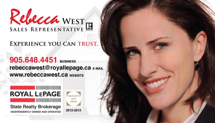 Royal Lepage - Rebecca West